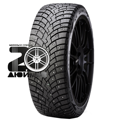 Pirelli, Scorpion Ice Zero 2 (95H), Зимняя, R18, 225x50 ШипRunFlat