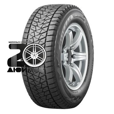 Bridgestone, Blizzak DM-V2 (102T), Зимняя, R20, 235x55
