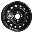 ТЗСК, Renault Logan, 15, 6, 4 x 100, 40, 60,1, черный